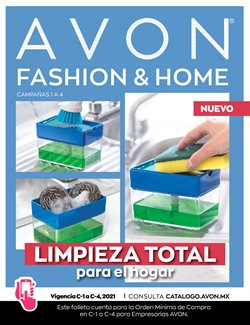 Ofertas de Perfumerías y Belleza en el catálogo de Avon en Heróica Guaymas ( Más de un mes )