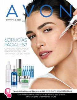 Ofertas de Perfumerías y Belleza en el catálogo de Avon en Aguascalientes ( 14 días más )