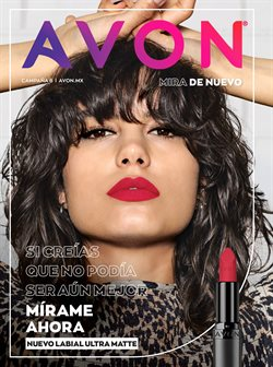 Ofertas de Perfumerías y Belleza en el catálogo de Avon en Fresnillo ( 28 días más )