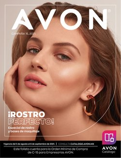 Catálogo Avon ( Publicado hoy)