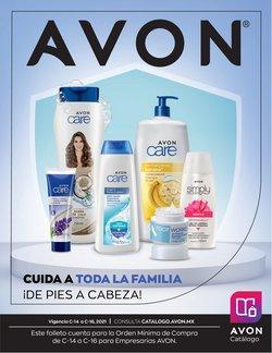 Ofertas de Perfumerías y Belleza en el catálogo de Avon ( 9 días más)