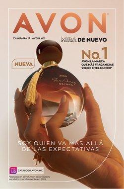 Ofertas de Perfumerías y Belleza en el catálogo de Avon ( 26 días más)