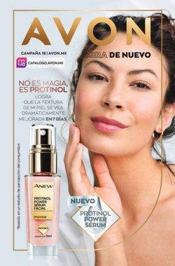 Ofertas de Perfumerías y Belleza en el catálogo de Avon ( Vence mañana)