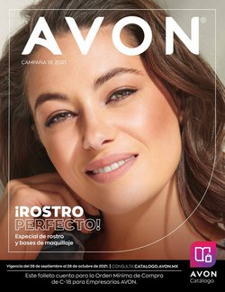 Catálogo Avon ( 11 días más)