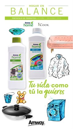 Catálogo Amway en Monterrey ( Publicado hoy )