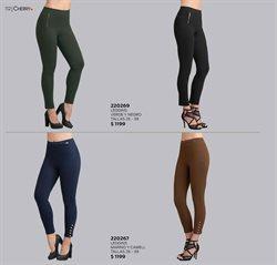 Ofertas de Pantalones para mujer en Cherry