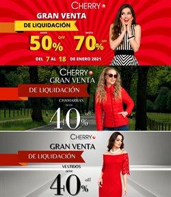 Ofertas de Ropa, Zapatos y Accesorios en el catálogo de Cherry en Delicias ( Caduca hoy )