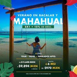 Ofertas de Viajes en el catálogo de Mundo Joven ( Vence mañana)