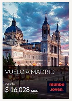 Ofertas de Mundo Joven  en el folleto de Ciudad de México