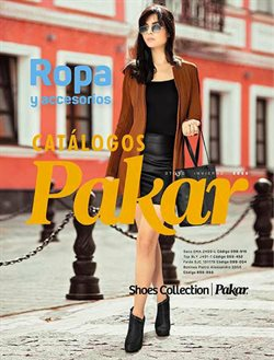 Catálogo Pakar ( Más de un mes )
