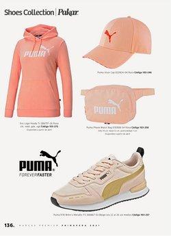 Ofertas de Puma en el catálogo de Pakar ( Más de un mes)