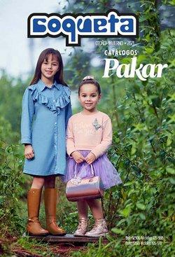Catálogo Pakar ( Más de un mes)