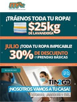 Ofertas de Ropa, Zapatos y Accesorios en el catálogo de Tintorerías Max ( 5 días más)