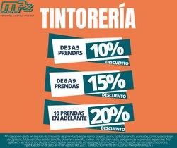 Ofertas de Ropa, Zapatos y Accesorios en el catálogo de Tintorerías Max ( Publicado hoy)