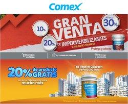 Catálogo Comex ( 3 días más)