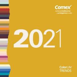 Catálogo Comex ( Más de un mes)