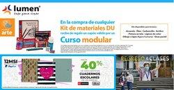 Ofertas de Librerías y Papelerías en el catálogo de Lumen ( Publicado hoy)