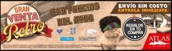 Ofertas de Atlas  en el folleto de Cuajimalpa de Morelos