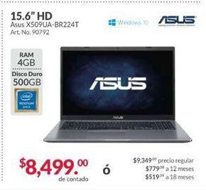 Oferta de Laptop Asus por $8499