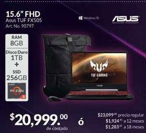 Oferta de Laptop Asus por $20999