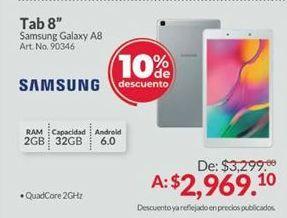 Oferta de Tablet Android Samsung por $2969.1