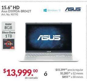 Oferta de Laptop Asus por $13999