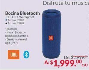 Oferta de Bocinas bluetooth JBL por $1999
