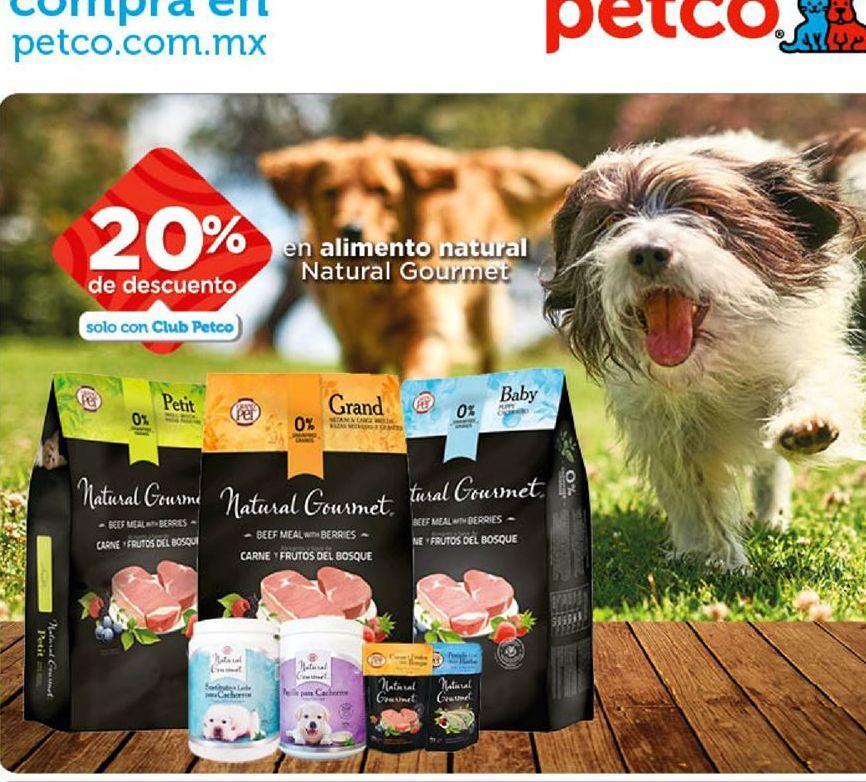 Oferta de Alimento para perros por