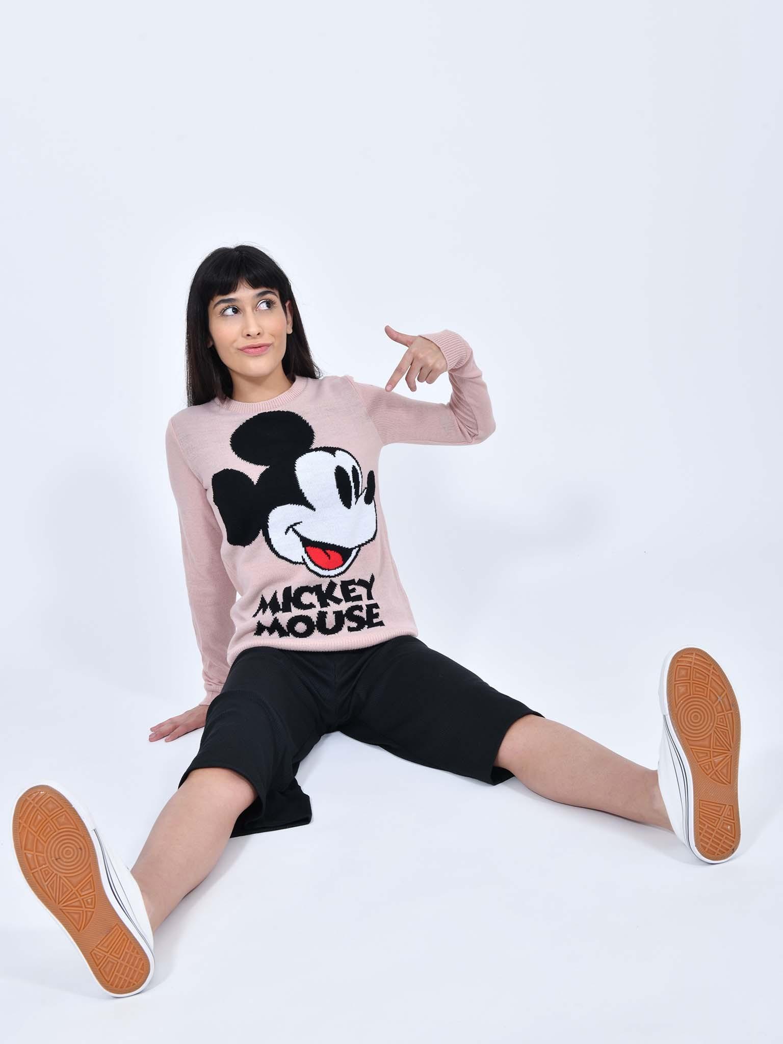 Oferta de Suéter 'Mickey Mouse' por $159.5