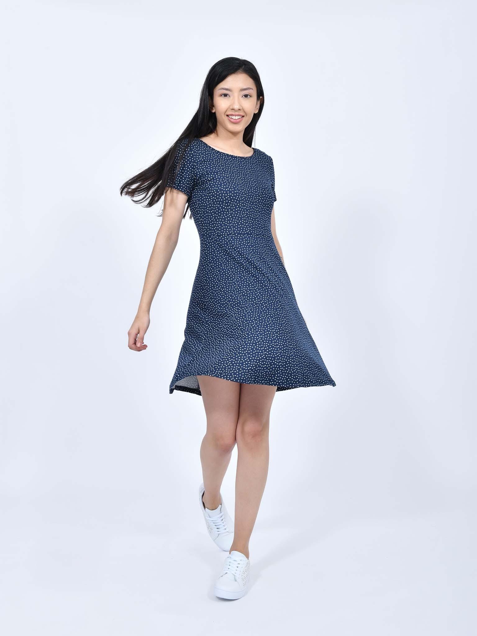 Oferta de Vestido Puntos por $119