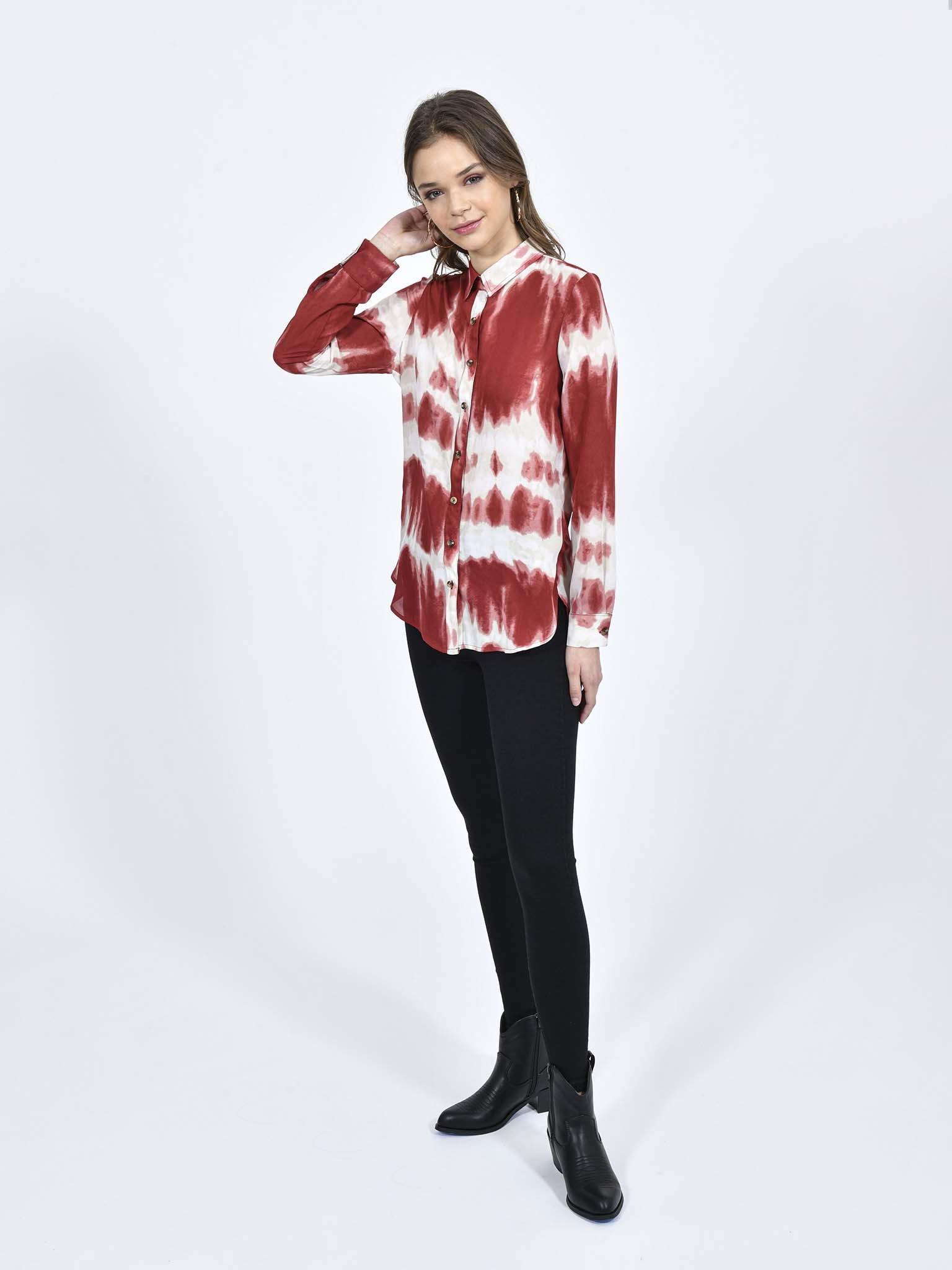 Oferta de Blusa Tie Dye por $149
