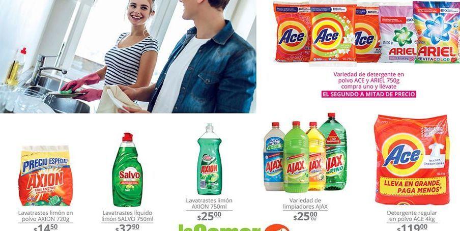 Oferta de Detergente en polvo por