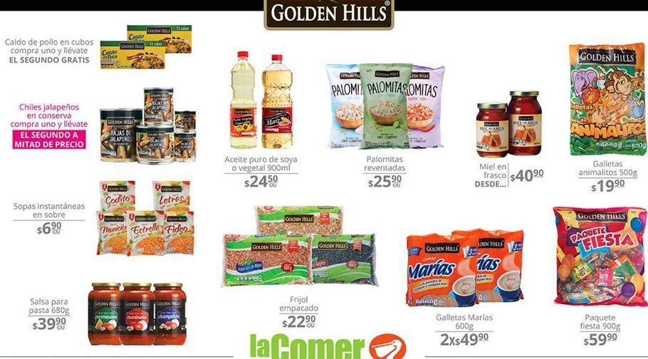Oferta de Aceite vegetal Golden Hills por