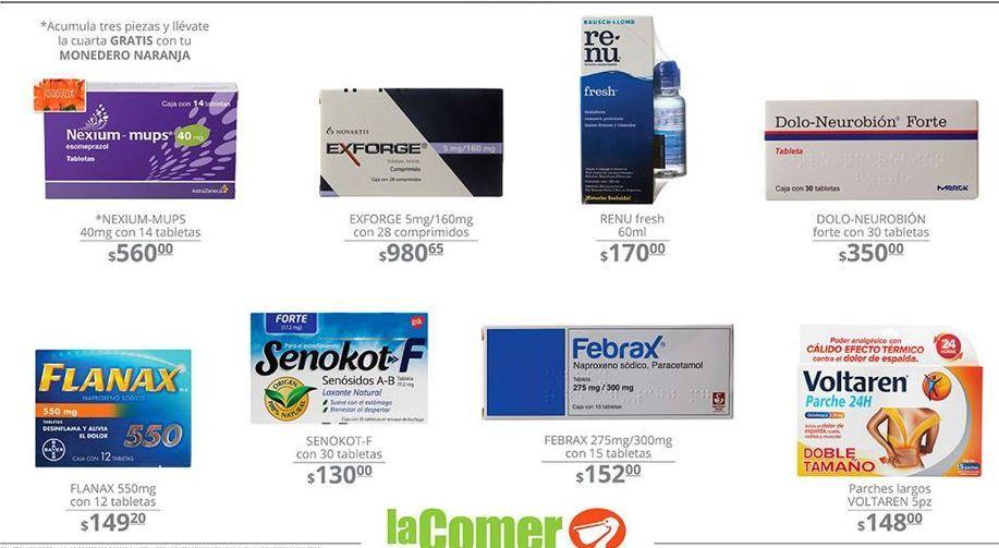 Oferta de Productos farmacéuticos por