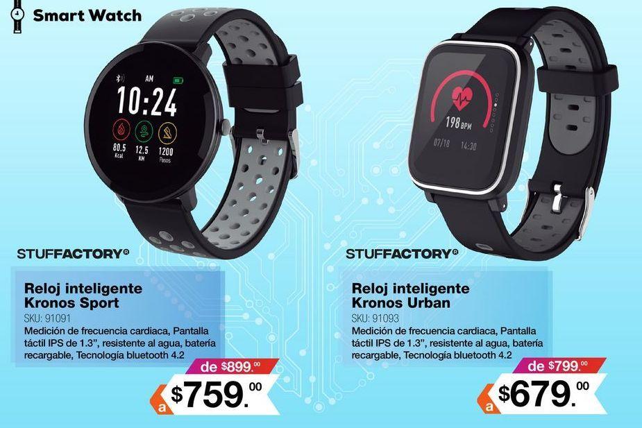 Oferta de Reloj inteligente por