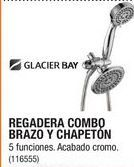 Oferta de Regadera Glacier Bay por