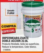 Oferta de Impermeable Thermotek por