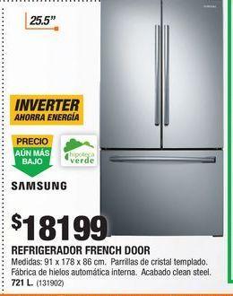 Oferta de Refrigeradores Samsung por $18199