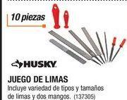 Oferta de Limas Husky por