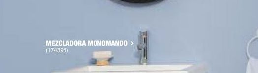 Oferta de Mezcladora para lavabo por