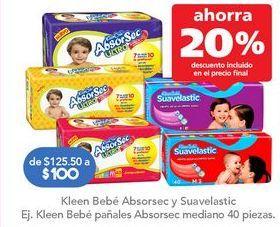 Oferta de Pañales Absorsec por $100