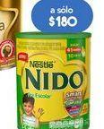 Oferta de Leche en polvo Nido por $180