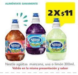 Oferta de Agua con sabor Nestlé por $11