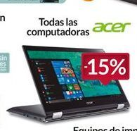 Oferta de Computadoras Acer por