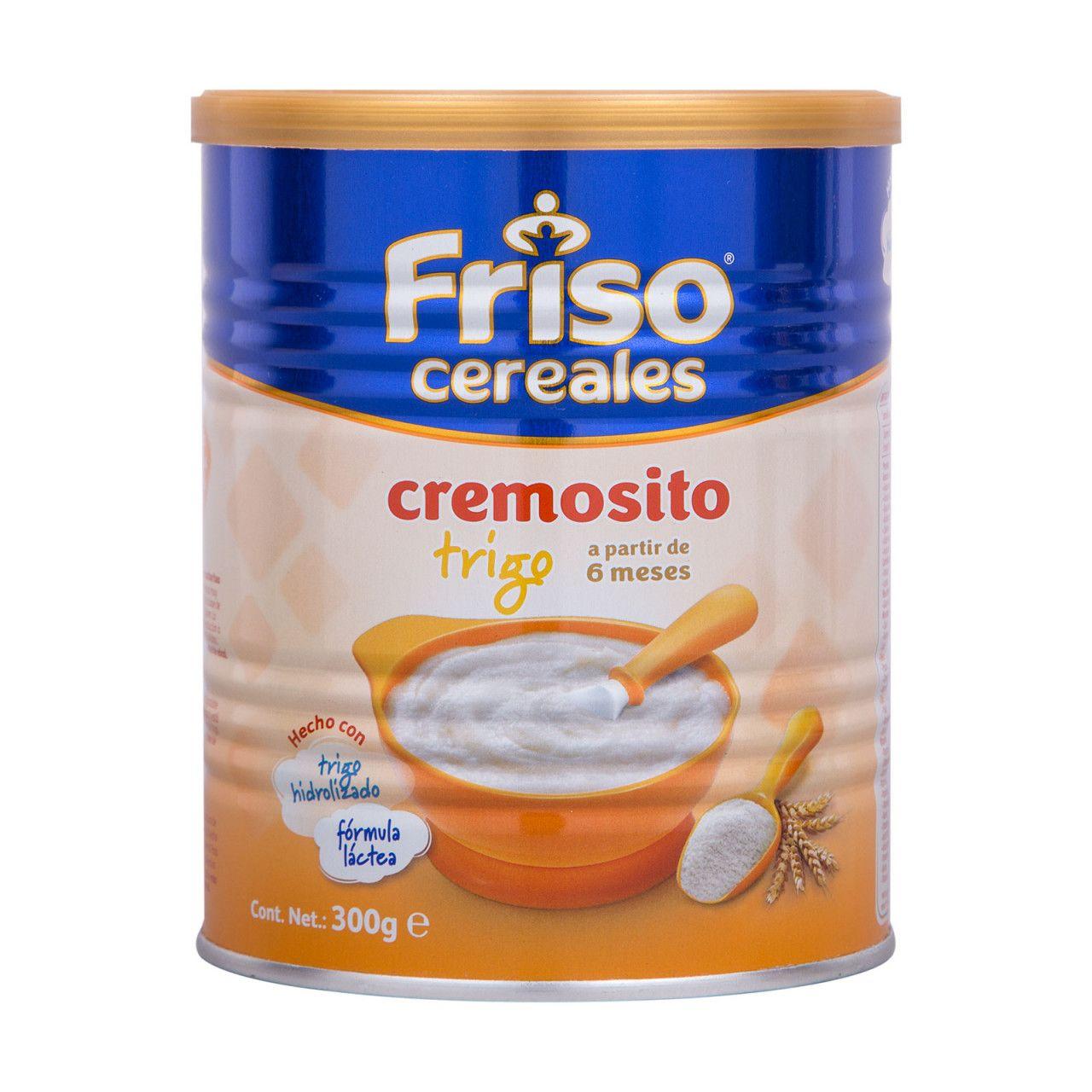 Oferta de Friso cereal cremosito de trigo 300GR por $49.9