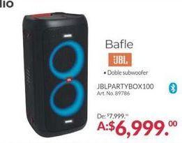Oferta de Bocinas bluetooth JBL por $6999