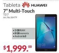 Oferta de Tablet Android Huawei por $1999