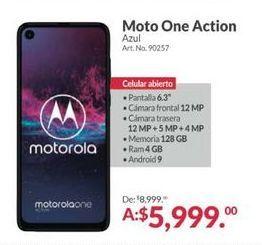 Oferta de Celulares Motorola por $5999