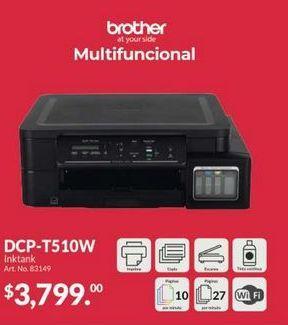 Oferta de Impresoras Brother por $3799