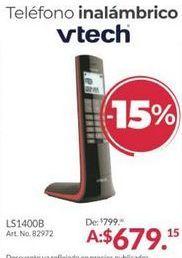 Oferta de Telefonía fija Vtech por $679.15